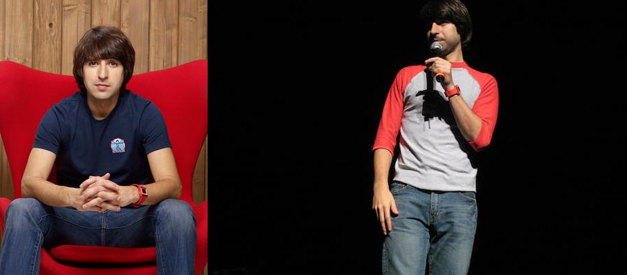 Demetri Martin at Veterans Memorial Auditorium