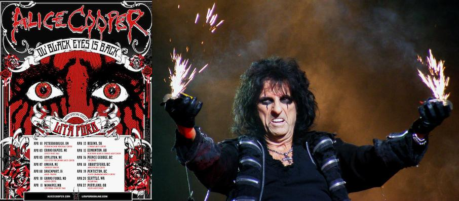 Alice Cooper at MGM Grand Theater