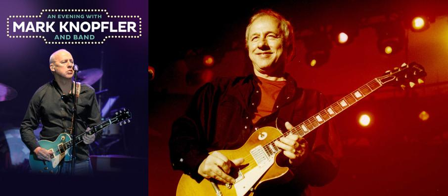 Mark Knopfler at MGM Grand Theater