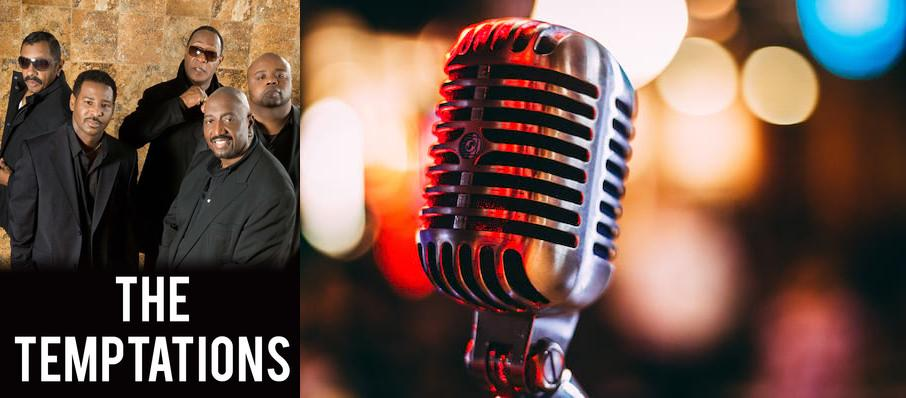 The Temptations at Twin River Events Center