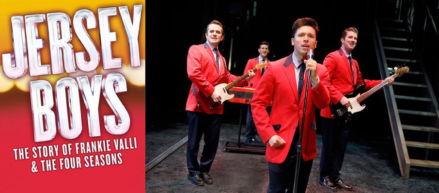 Jersey Boys at Providence Performing Arts Center