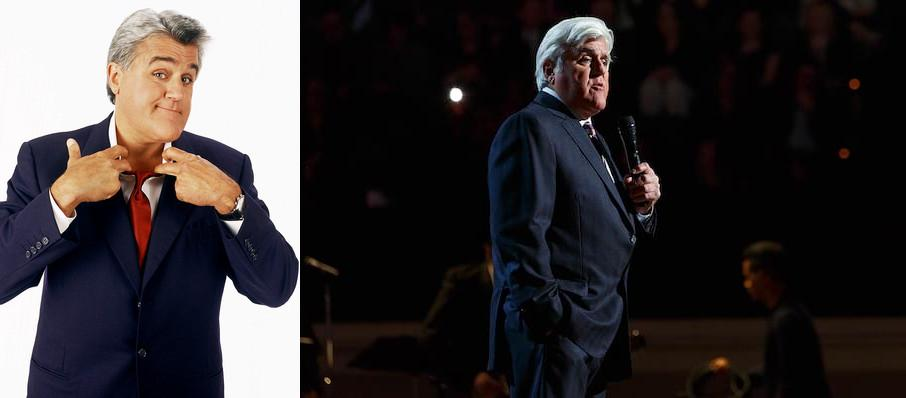 Jay Leno at Providence Performing Arts Center