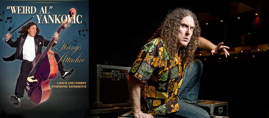 Weird Al Yankovic at MGM Grand Theater