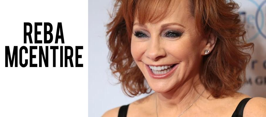 Reba McEntire at MGM Grand Theater