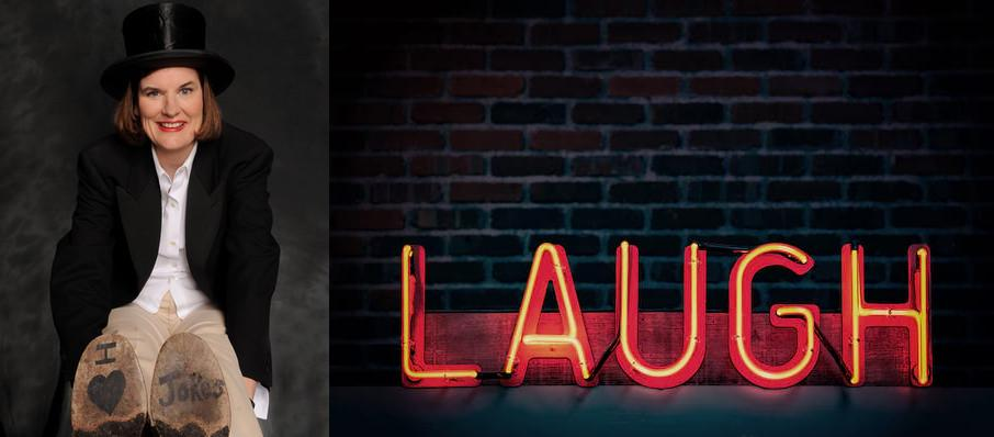 Paula Poundstone at Veterans Memorial Auditorium
