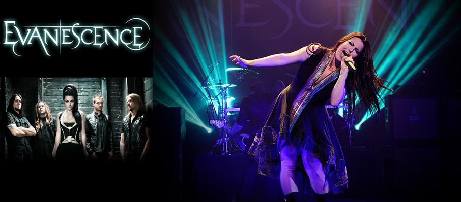 Evanescence at MGM Grand Theater