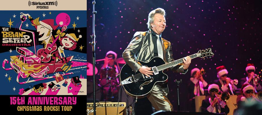Brian Setzer Orchestra: Christmas Rocks at MGM Grand Theater