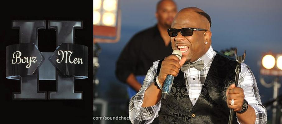 Boyz II Men at Twin River Events Center