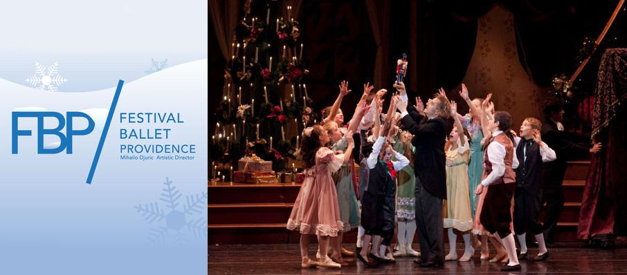 Festival Ballet Providence - The Nutcracker at Providence Performing Arts Center