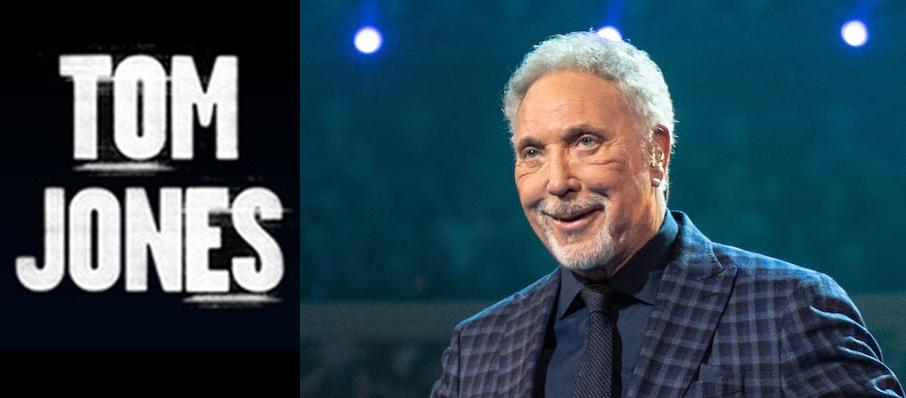 Tom Jones at MGM Grand Theater