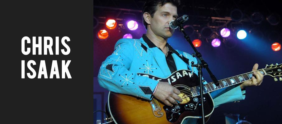Chris Isaak at Twin River Events Center