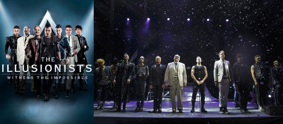 The Illusionists at Providence Performing Arts Center