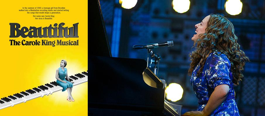 Beautiful: The Carole King Musical at Providence Performing Arts Center