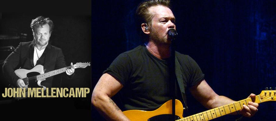 John Mellencamp at Providence Performing Arts Center