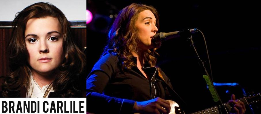 Brandi Carlile at MGM Grand Theater