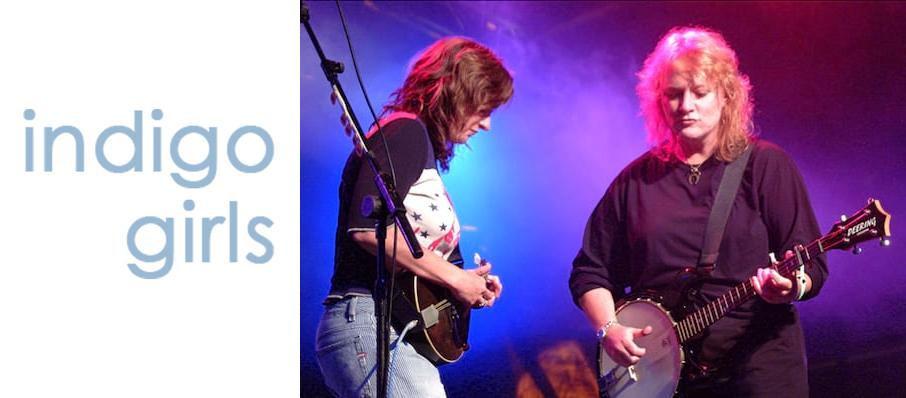 Indigo Girls at Providence Performing Arts Center