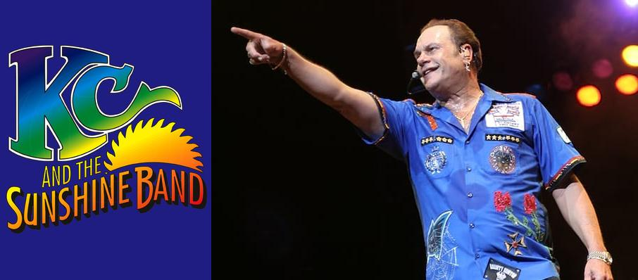 KC and the Sunshine Band at Twin River Events Center