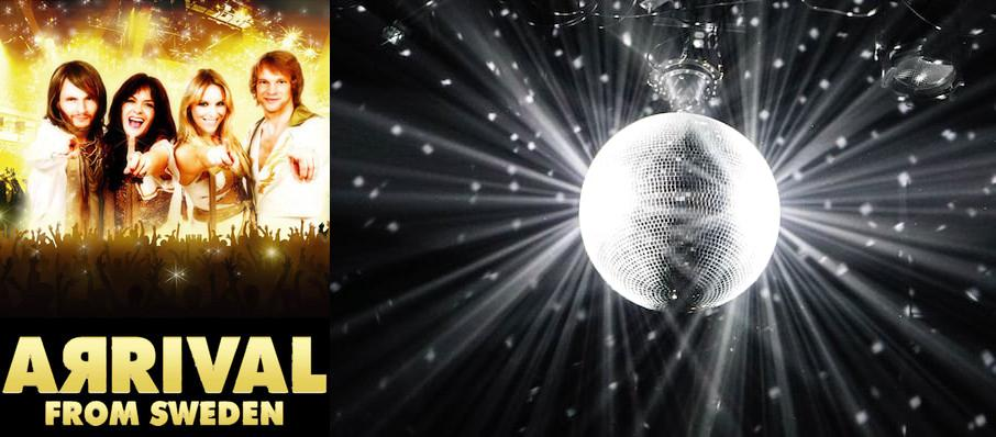 Arrival - The Music of ABBA at Veterans Memorial Auditorium