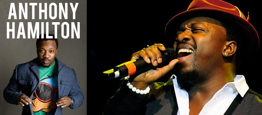 Anthony Hamilton at MGM Grand Theater