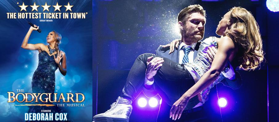 The Bodyguard at Providence Performing Arts Center