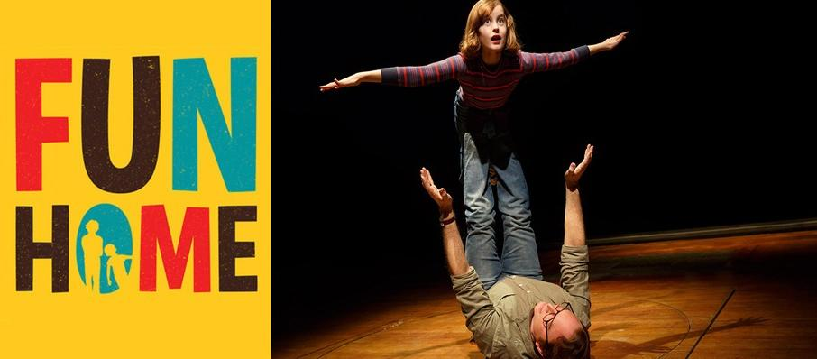 Fun Home at Providence Performing Arts Center