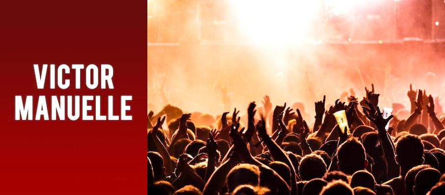 Victor Manuelle at MGM Grand Theater