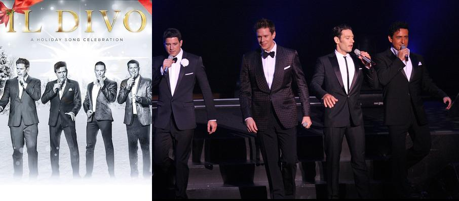 Il Divo at Providence Performing Arts Center