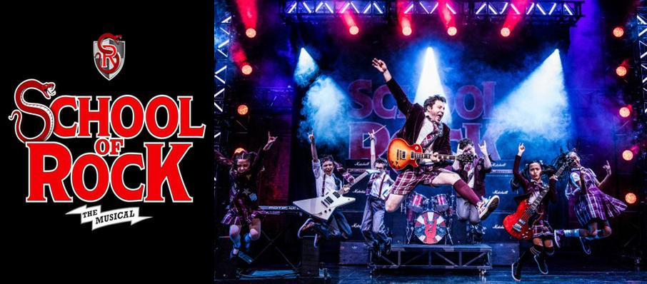 School of Rock at Providence Performing Arts Center