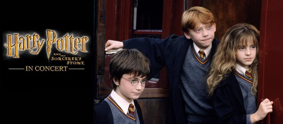 Harry Potter and The Sorcerer's Stone at Providence Performing Arts Center