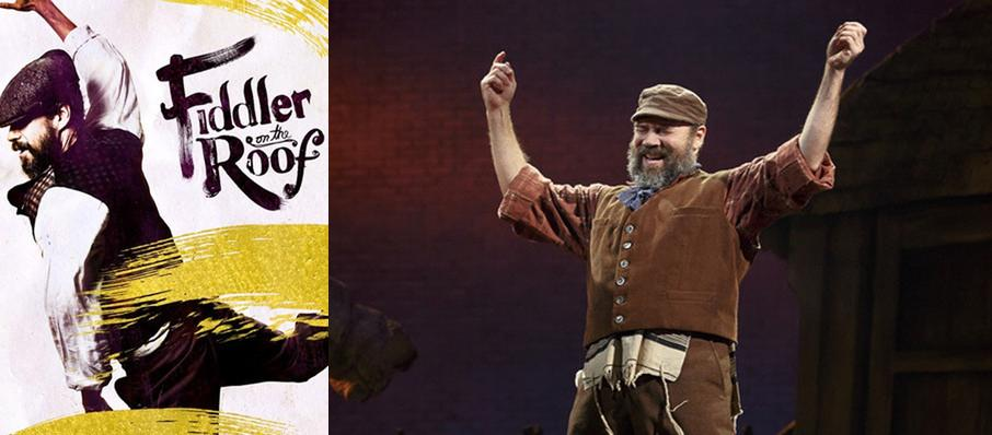 Fiddler on the Roof at Providence Performing Arts Center