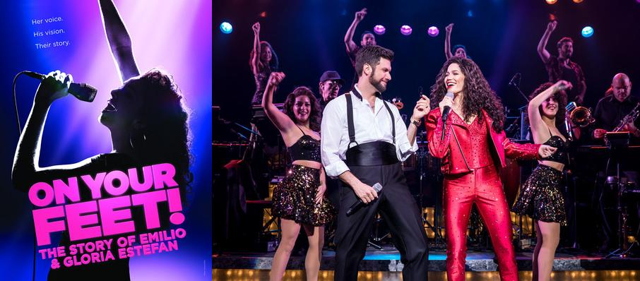 On Your Feet! at Providence Performing Arts Center