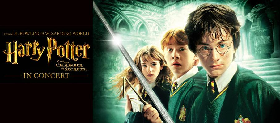 Film Concert Series - Harry Potter and The Chamber of Secrets at Providence Performing Arts Center