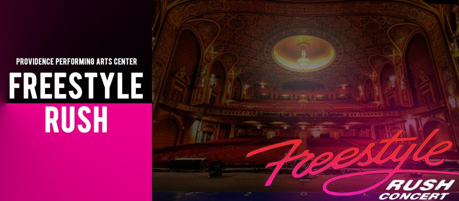 Freestyle Rush at Providence Performing Arts Center