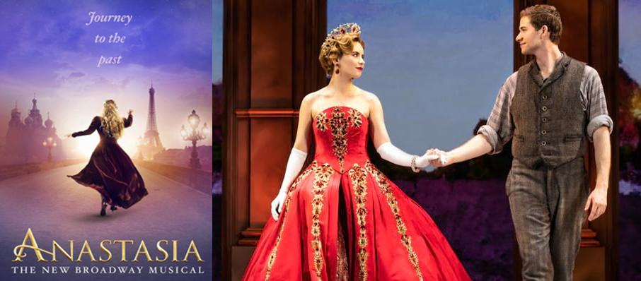 Anastasia at Providence Performing Arts Center