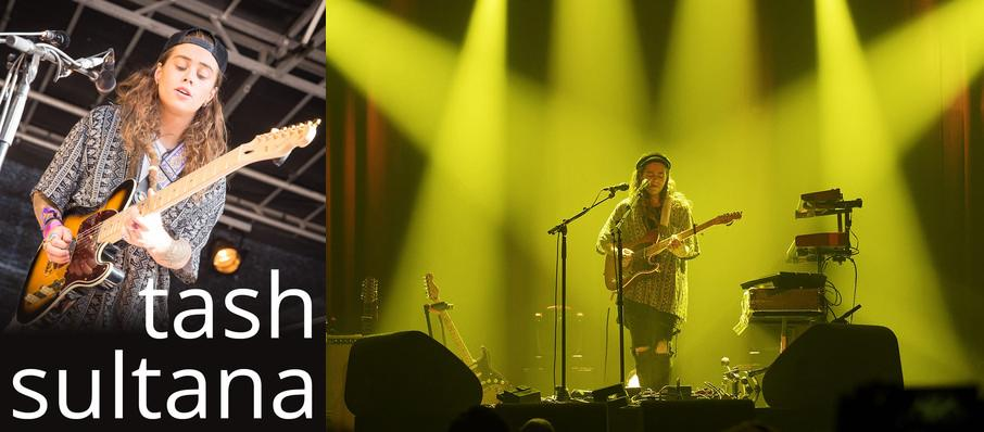 Tash Sultana at The Strand Ballroom and Theatre