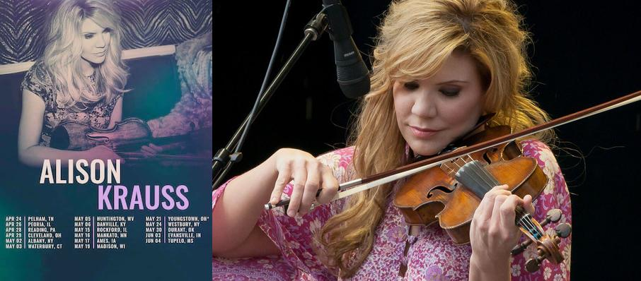 Alison Krauss at MGM Grand Theater