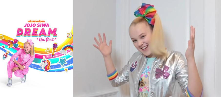 Jojo Siwa at MGM Grand Theater