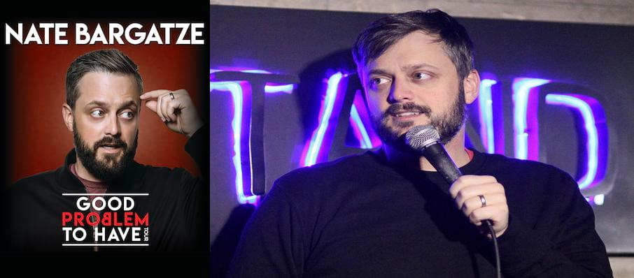 Nate Bargatze at Veterans Memorial Auditorium