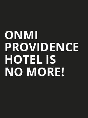 Onmi Providence Hotel is no more