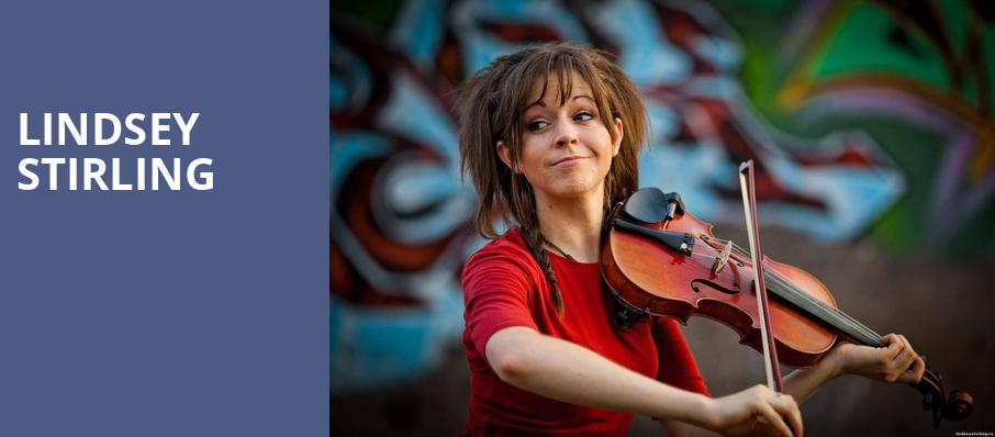 Lindsey Stirling, MGM Grand Theater, Providence