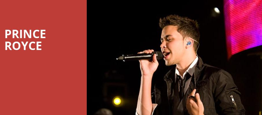 Prince Royce, MGM Grand Theater, Providence