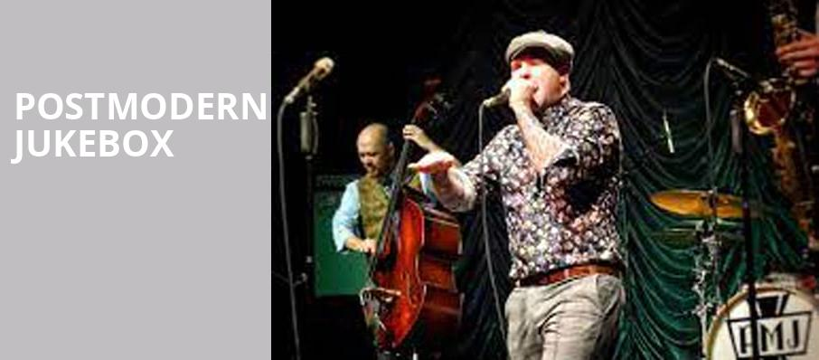 Postmodern Jukebox, Veterans Memorial Auditorium, Providence