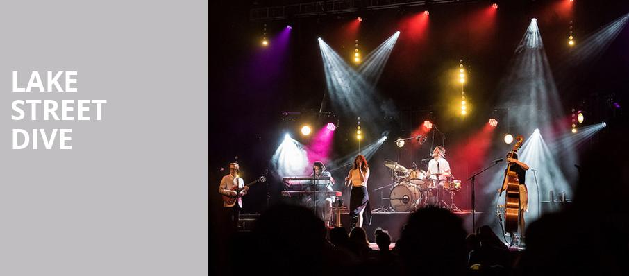 Lake Street Dive, Veterans Memorial Auditorium, Providence