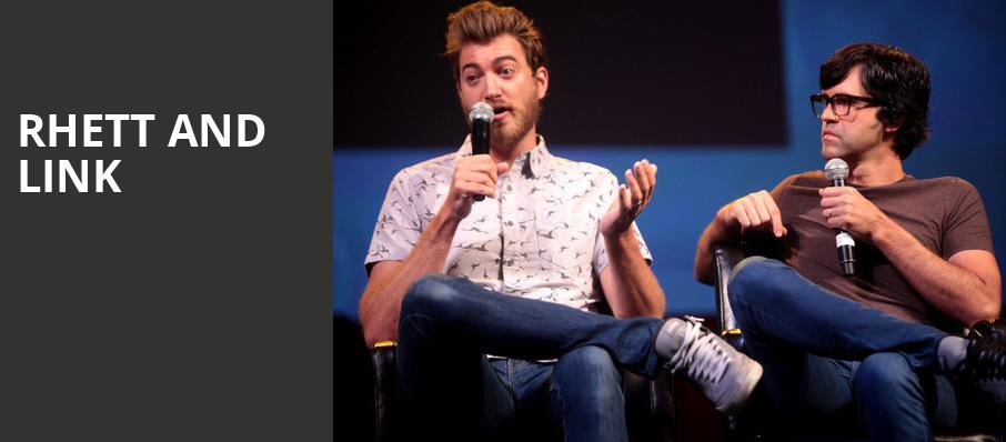 Rhett and Link, MGM Grand Theater, Providence