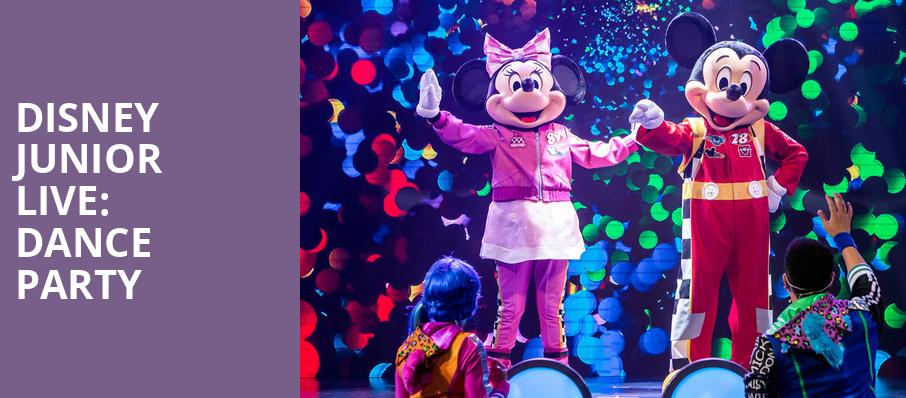 Disney Junior Live Dance Party, Veterans Memorial Auditorium, Providence