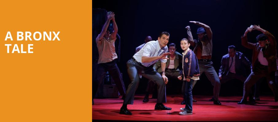 A Bronx Tale, Providence Performing Arts Center, Providence