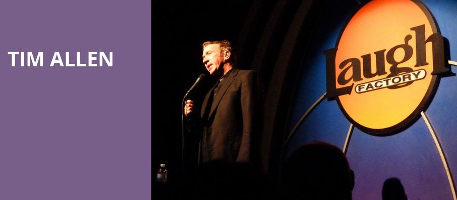 Tim Allen, MGM Grand Theater, Providence
