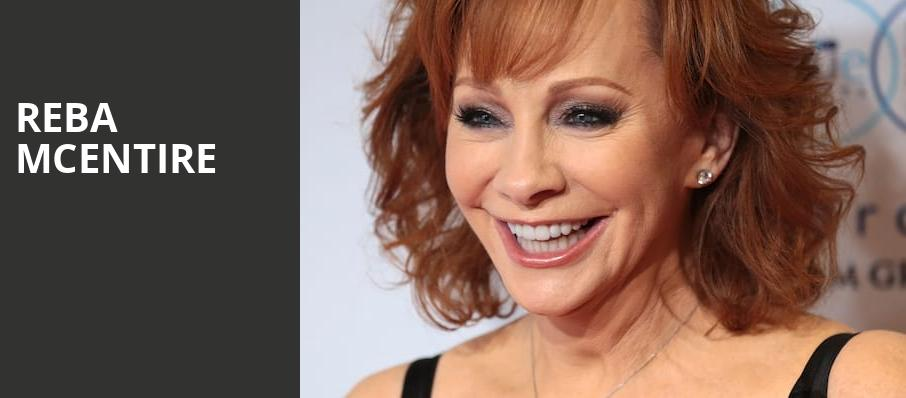 Reba McEntire, MGM Grand Theater, Providence
