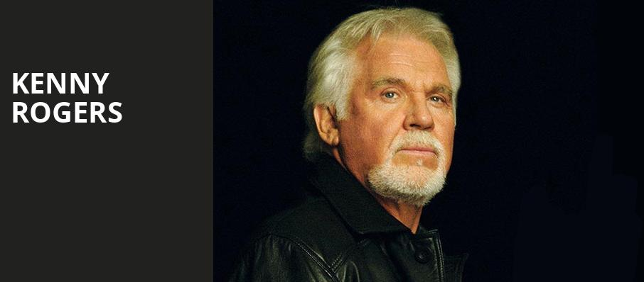 Kenny Rogers, Twin River Events Center, Providence